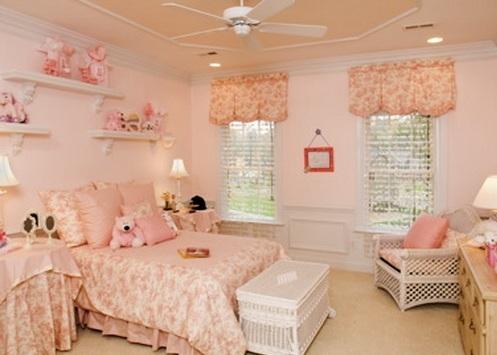 kamar anak perempuan desainkamartidurku